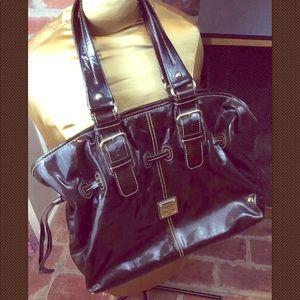 Dooney & Bourke CHIARA Drawstring Shopper Tote Bag